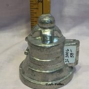 ice cream mold bell