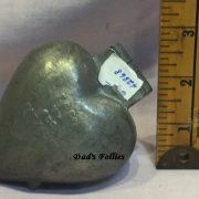 ice cream mold heart