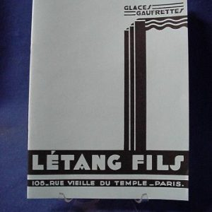 LeTAng reprint catalog