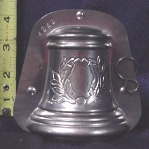 bell chocolate mold