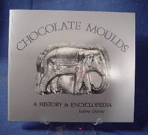 chocolTE MOULDS A history divone for sale