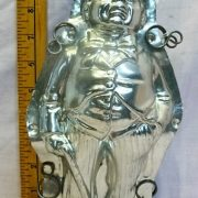 old metal vintage antique chocolate mold for sale unique gift clown