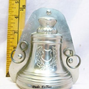 antique old metal vintage chocolate mold for sale unique