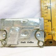 antique old metal vintage chocolate mold for sale unique gift