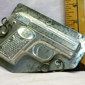 old antique metal vintage chocolate mold for sale unique gift