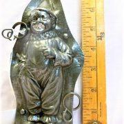 old antique metal vintage chocolate mold for sale lion