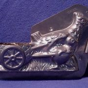 chick and hen chocolate mold