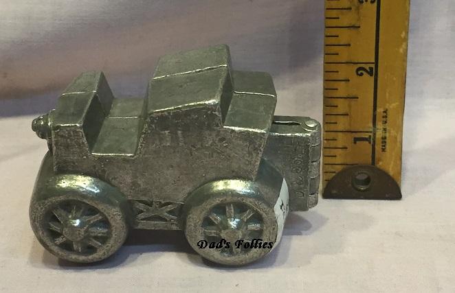 ice cream mold car early automobil