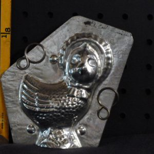 hen or chick chocolate mold