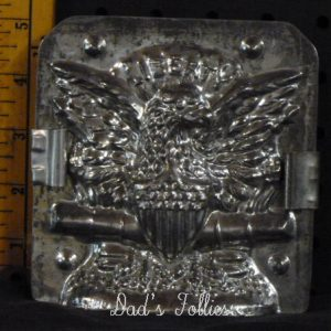 eagle chocolate mold