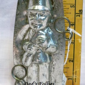 mail man chocolate mold