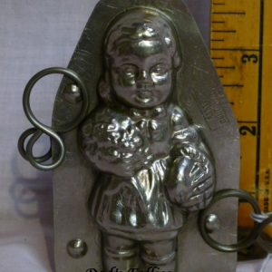Red Riding Hood Vintage Chocolate Mold