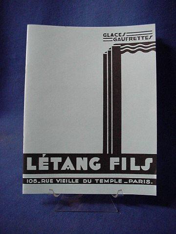 LeTAng reprint catalog