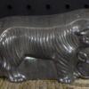 small tiger chocolate mold