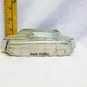 old metal vintage antique chocolate mold for sale