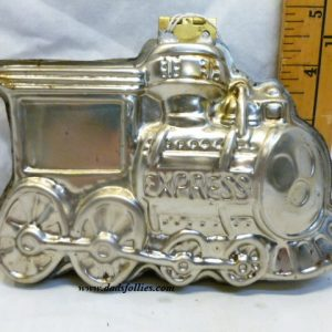 old metal vintage antique chocolate mold for sale unique