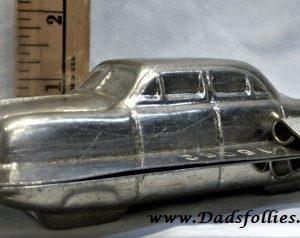 old metal vintage antique chocolate mold for sale car